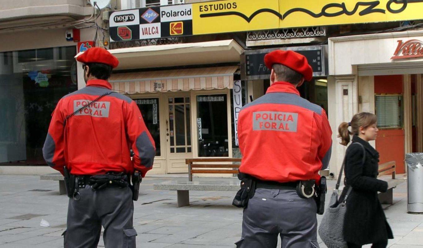 Policía Foral de Navarra,