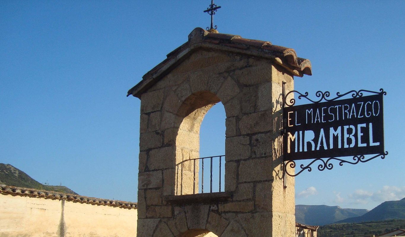 El Maestrazgo, de Mirambel (Teruel)