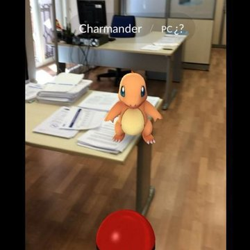 Las oficinas del PP de Madrid guardan un Pokemon
