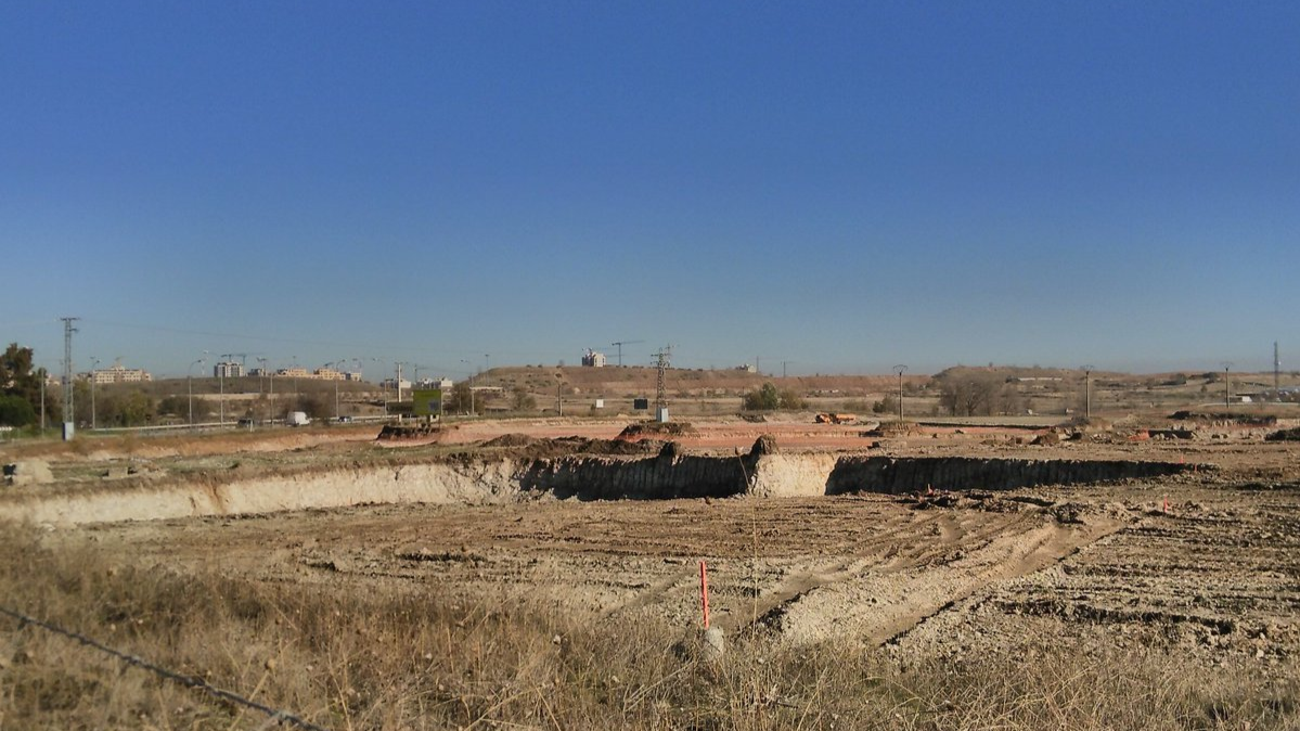 Vicálvaro pierde uno de sus mayores restos arqueológicos